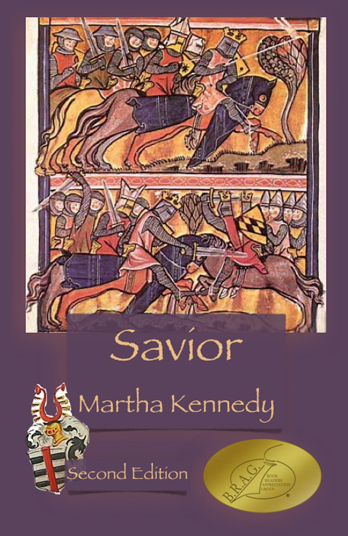 Savior 2 edition cover